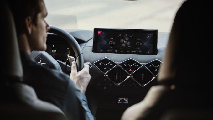 DS3 Crossback, guida autonoma di livello 3