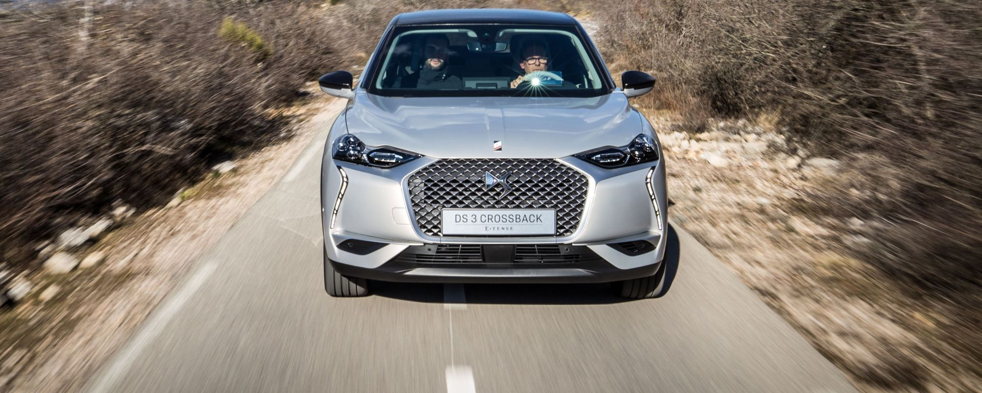 DS3 Crossback Model Year 2022