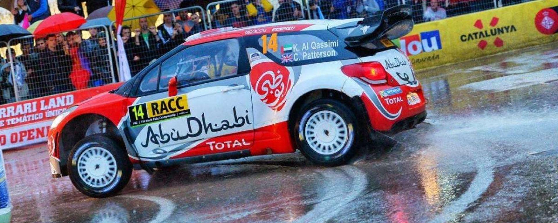 DS3 WRC 2016 - Rally Spagna 2016
