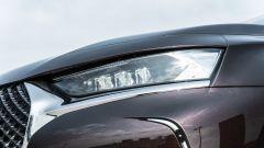 DS7 Crossback E-Tense 4x4: fari DS Active LED Vision