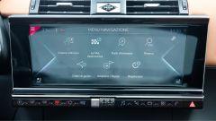 DS7 Crossback E-Tense 4x4: il display da 12