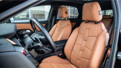 DS7 Crossback E-Tense 4x4: il posto di guida