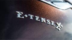 DS7 Crossback E-Tense 4x4: la sigla del modello plug-in hybrid
