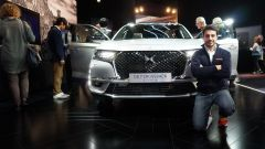 DS7 Crossback E-Tense: in video dal Salone di Parigi 2018 - Immagine: 1