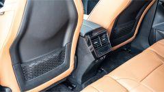 DS7 Crossback E-Tense 4x4: tanto spazio al posteriore