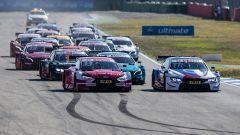 DTM 2018, Hockenheimring: la partenza della gara