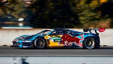 DTM 2021, Norisring: la Ferrari di Liam Lawson