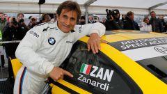 Alex Zanardi torna nel DTM, a novembre al Fuji con BMW