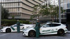 Dubai: la storia del parco auto della polizia più cool al mondo - Immagine: 1