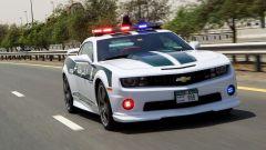 Dubai: la storia del parco auto della polizia più cool al mondo - Immagine: 5