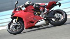 Ducati 1199 Panigale in pista