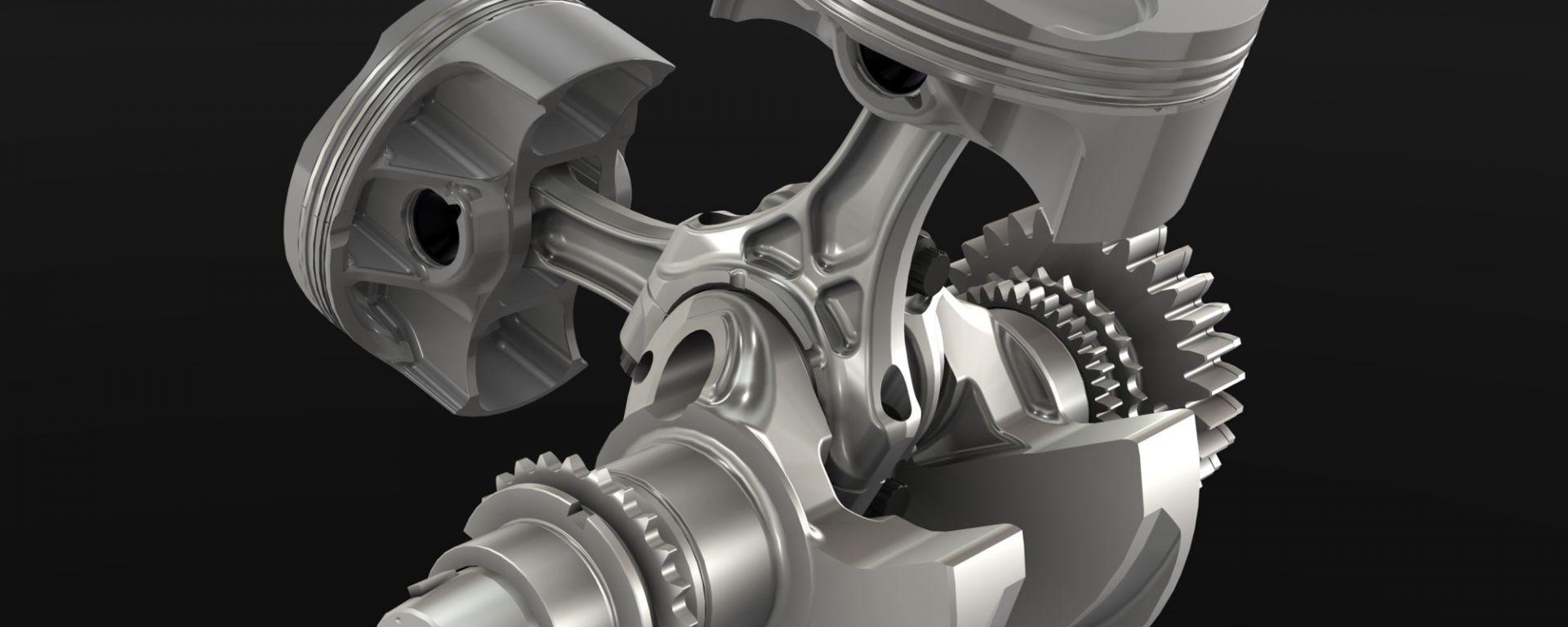 """Ducati 1199 Panigale: tutto sul motore """"Superquadro"""""""