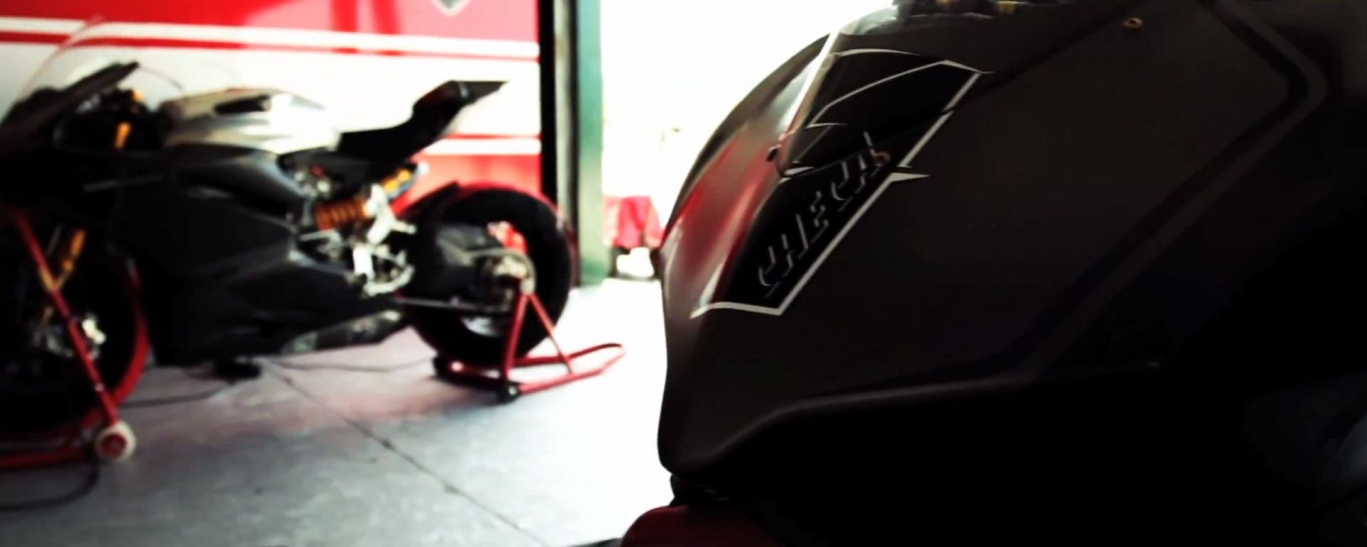 Ducati 1199 Panigale RS13, il video