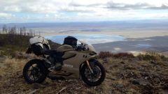Ducati 1199 Terracorsa: quasi 2.000 km anche in fuoristrada