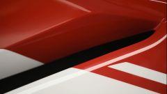 Ducati 1299 Panigale R Final Edition: dettaglio dello sfogo per l'aria calda sulla carena