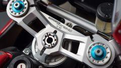 Ducati 1299 Panigale R Final Edition: la piastra di sterzo