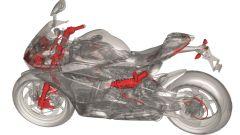Ducati 1299 Panigale S: tempone al Mugello - Immagine: 3
