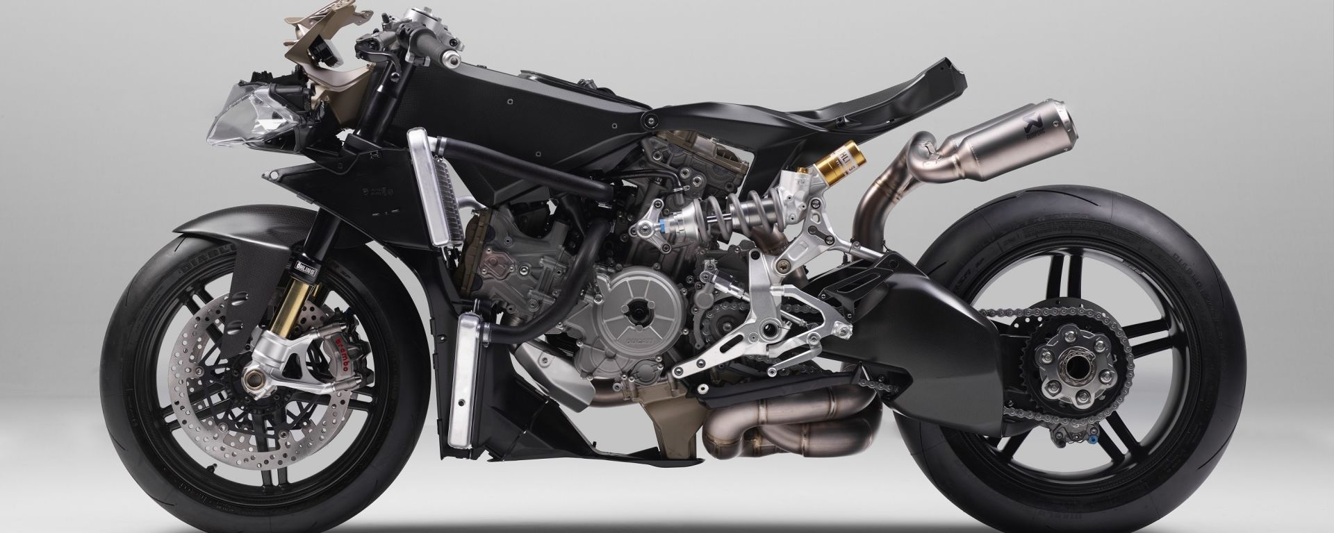 Ducati 1299 Superleggera, meccanica