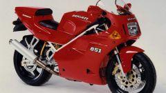 Ducati 851, la bicilindrica nata per correre