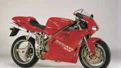 Ducati 916 una icona delle supersportive italiane