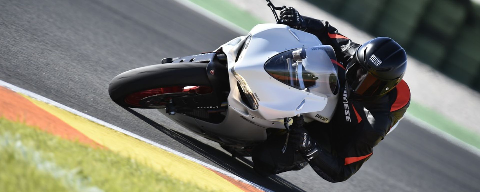 Ducati 959 Panigale: il video