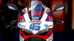 Ducati 959 Scott Redding Replica: il frontale