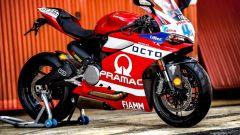 Ducati 959 Scott Redding Replica: vista 3/4 anteriore