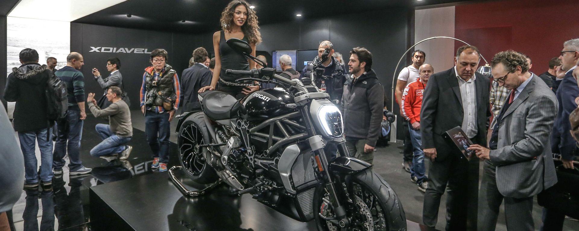 Ducati a Motodays 2016