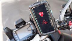 CES 2019: la Ducati Multistrada 1260 comunica con le auto - Immagine: 1