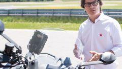 CES 2019: la Ducati Multistrada 1260 comunica con le auto - Immagine: 3