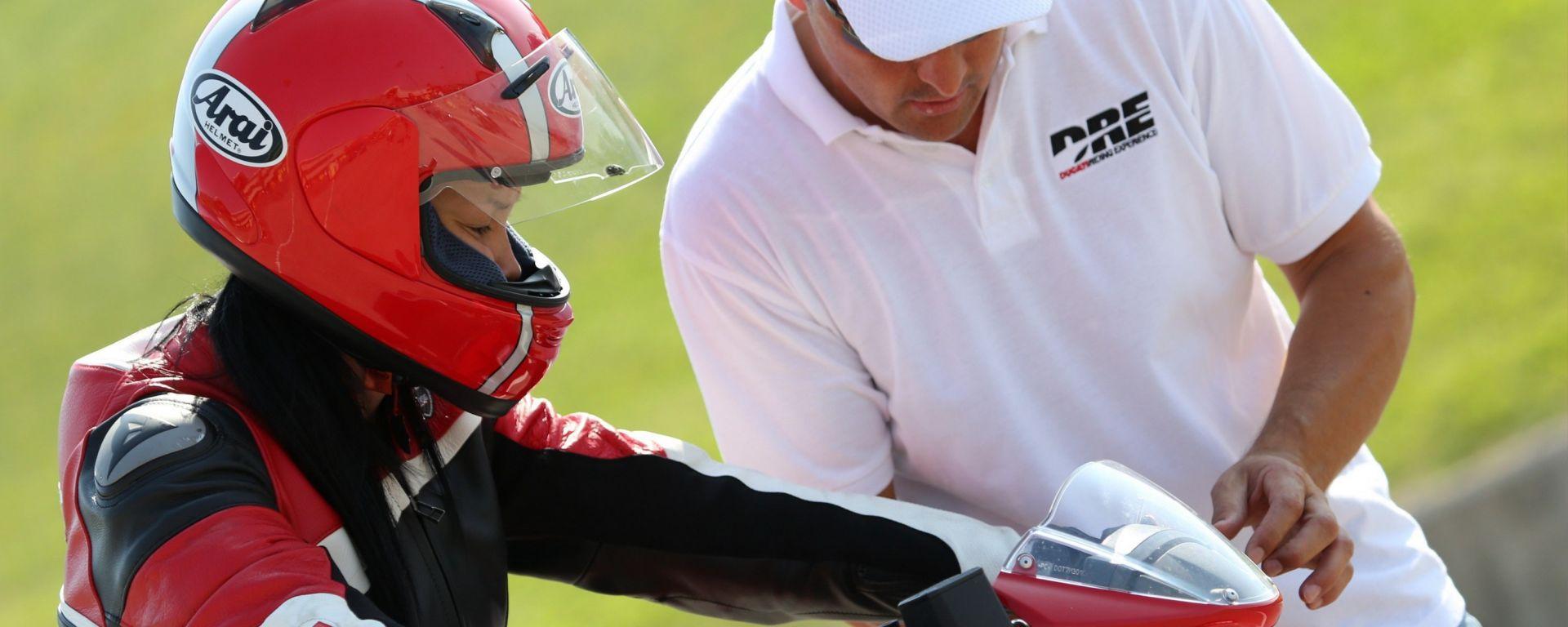 Ducati: aperte le iscrizioni al DRE 2015