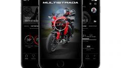 Ducati: arriva l'app Multistrada Link - Immagine: 1