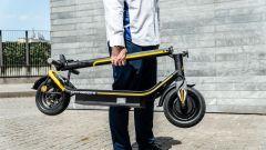 Ducati City Cross-E Black & Yellow: la prova. Scheda tecnica, prezzo