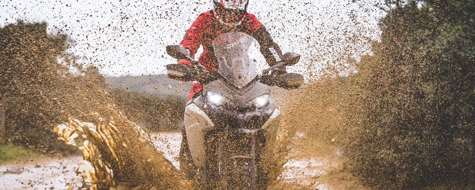 Ducati: arrivano i corsi DRE Enduro