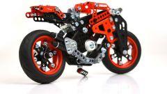 Ducati: da adesso te le costruisci in Meccano - Immagine: 1