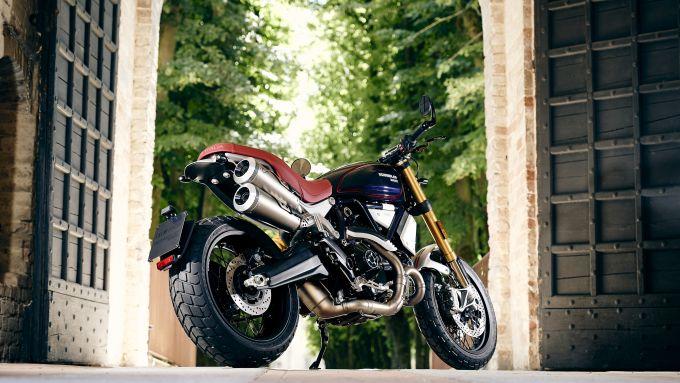 Ducati: da una costola della 1100 Pro la Scrambler Club Italia, edizione limitata