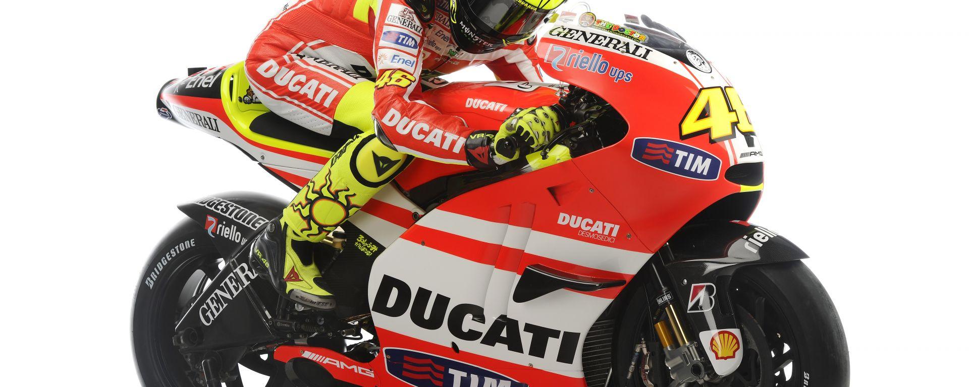 Ducati Desmosedici GP11 scarica i wallpaper