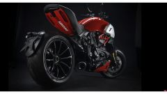 Ducati Diavel 1260: ricco il catalogo di accessori Ducati Performance