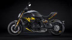 Ducati Diavel 1260 S Black and Steel: in anteprima mondiale al MIMO - Immagine: 14