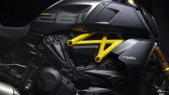 Ducati Diavel 1260 S Black and Steel: in anteprima mondiale al MIMO - Immagine: 16