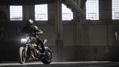 Ducati Diavel 1260 S Black and Steel 2021 a MIMO: colori e novità