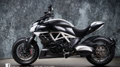 Ducati Diavel AMG by Vilner - Immagine: 16