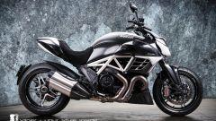 Ducati Diavel AMG by Vilner - Immagine: 17