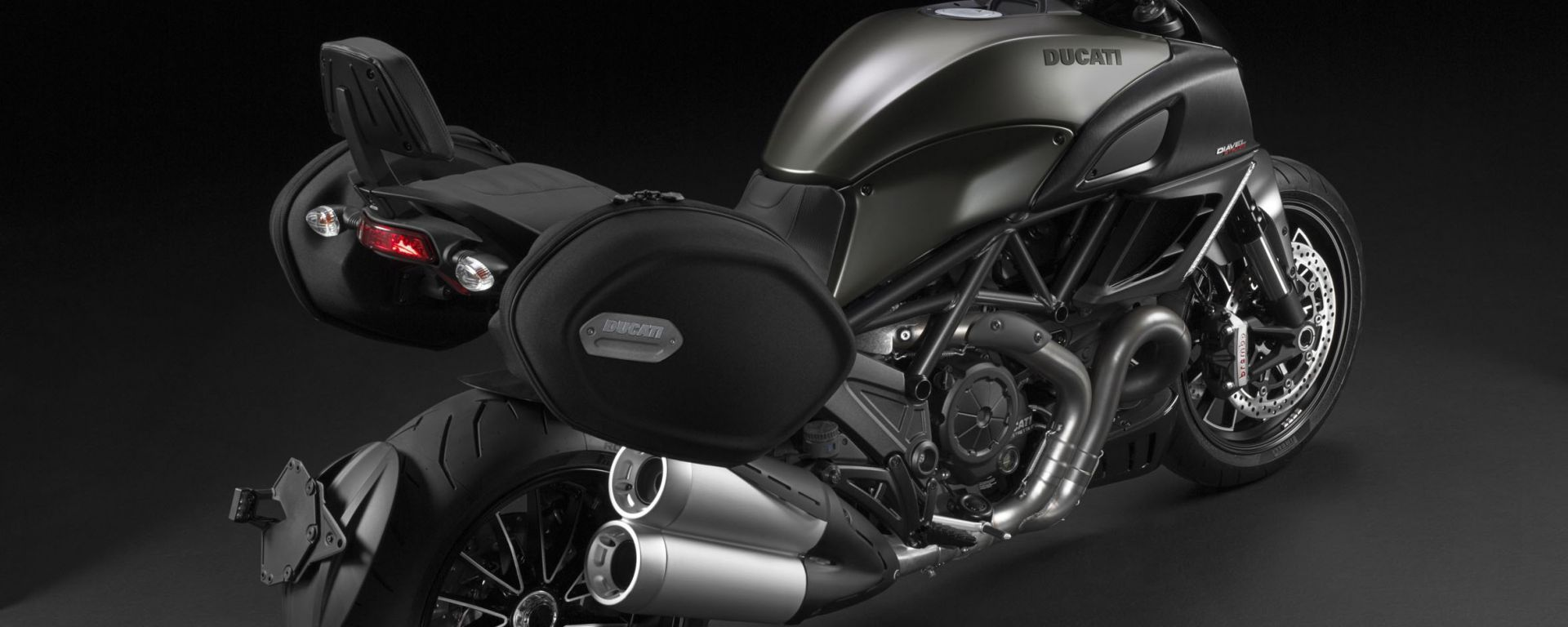 Ducati Diavel Strada 2013, anche in video