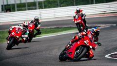Ducati DRE 2017, corsi di guida in pista