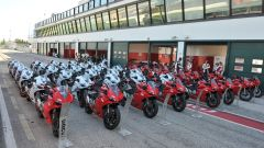 Ducati DRE 2017, Corso Racetrack