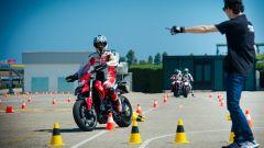Ducati DRE 2017, debutta il nuovo DRE Safety a Vairano