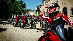 Ducati DRE Enduro e Multistrada 1200: a scuola di offroad - Immagine: 1