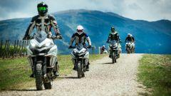 Ducati DRE Enduro e Multistrada 1200: a scuola di offroad - Immagine: 14