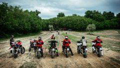 Ducati DRE Enduro e Multistrada 1200: a scuola di offroad - Immagine: 16